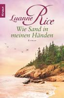 Wie Sand in meinen H  nden PDF