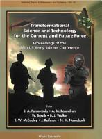 Transformational Science and Technology for the Current and Future Force PDF