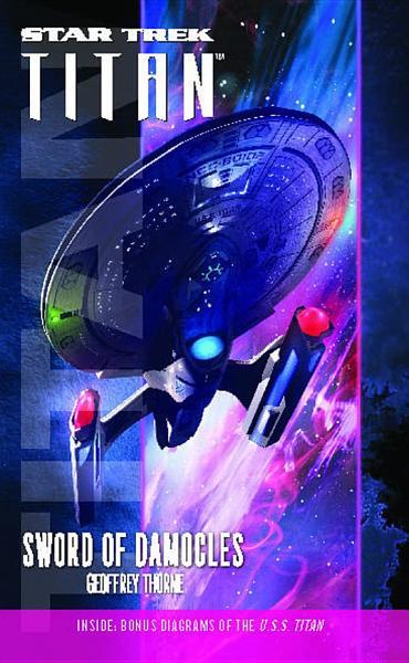 Download Star Trek  Titan  4  Sword of Damocles Book