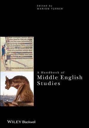 A Handbook of Middle English Studies PDF