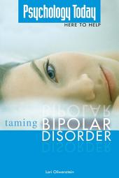 Psychology Today Taming Bipolar Disorder
