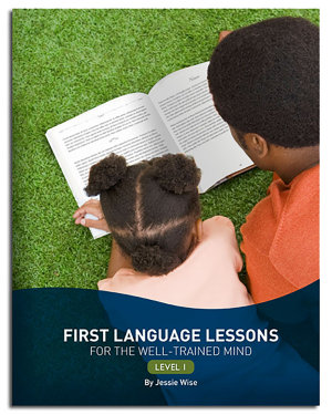 First Language Lessons Level 1  Level 1  Second Edition   First Language Lessons