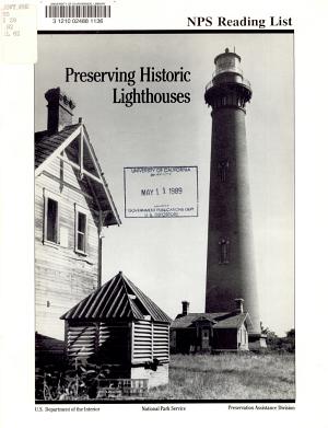 Preserving Historic Lighthouses PDF