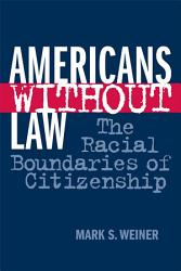 Americans Without Law Book PDF