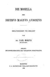 Die Mosella des Decimus Magnus Ausonius