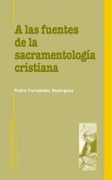 A las fuentes de la sacramentolog  a cristiana PDF