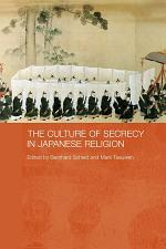The Culture of Secrecy in Japanese Religion