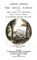 Domestic Memoirs of the Royal Family and of the Court of England PDF