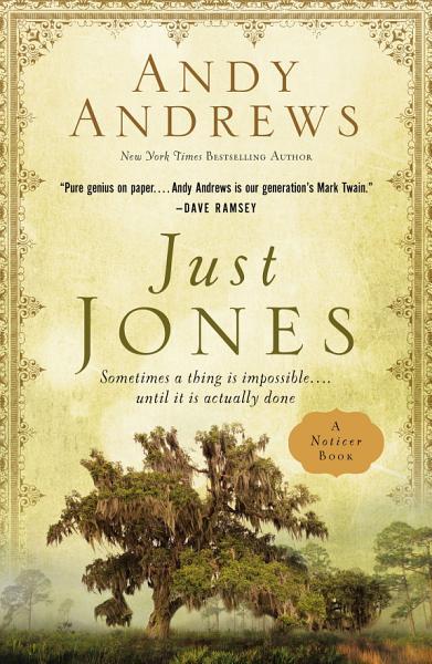 Download Just Jones Book