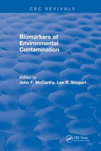 Biomarkers of Environmental Contamination