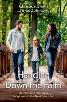 Handing Down the Faith PDF