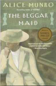 The Beggar Maid Book