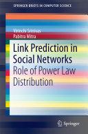 Link Prediction in Social Networks