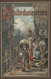 Entdeckungsreisen in Berg und Tal: Ausgabe 10