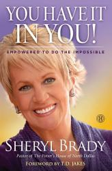 You Have It In You  Book PDF