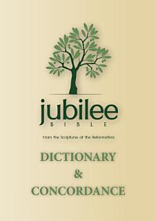 Jubilee Bible 2000  Dictionary   Concordance Book