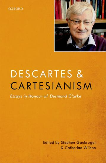 Descartes and Cartesianism PDF
