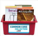 Common Core Math Collection (Grades K-1) Classroom Kit