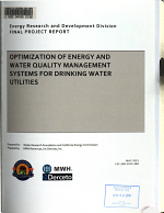 Optimization of Energy and Water Quality Management Systems for Drinking Water Utilities PDF