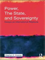 Power  the State  and Sovereignty PDF