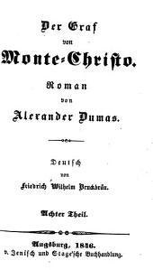 Der Graf von Monte-Christo: Band 8