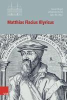 Matthias Flacius Illyricus PDF