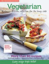 MB Test Kitchen Favourites: Vegetarian: A classic kitchen collection for the busy cook