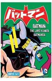 Batman: The Jiro Kuwata Batmanga (2014-) #27