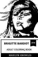 Brigitte Bardot Adult Coloring Book PDF