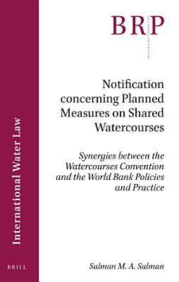 Notification concerning Planned Measures on Shared Watercourses PDF