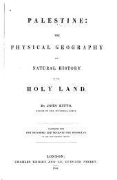 Palestine: The Bible History of the Holy Land, Volume 2