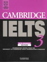 Action Plan for IELTS Self study Pack General Training Module PDF