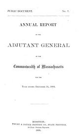 Public Documents of Massachusetts: Volume 2, Part 1