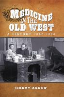Medicine in the Old West PDF