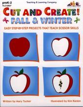 Cut and Create! Fall & Winter (ENHANCED eBook)