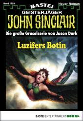 John Sinclair - Folge 1728: Luzifers Botin