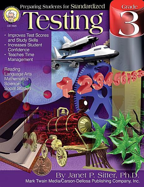 Preparing Students for Standardized Testing  Grade 3 PDF
