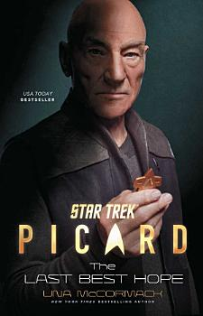 Star Trek  Picard  The Last Best Hope PDF