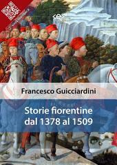 Storie Fiorentine dal 1378 al 1509