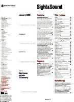 Sight and Sound PDF