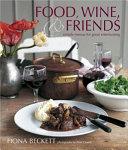 Food  Wine   Friends PDF