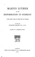 Martin Luther and the Reformation in Germany PDF