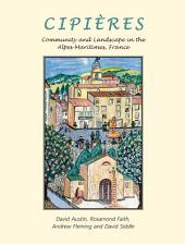 Cipières: Landscape and Community in Alpes-Maritimes, France