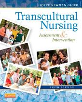 Transcultural Nursing: Assessment and Intervention, Edition 6