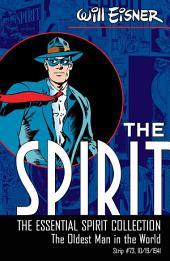 The Spirit #73
