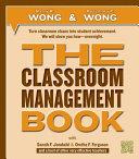 The Classroom Management Book PDF