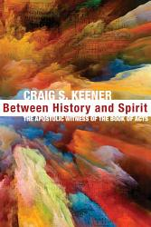 Between History And Spirit Book PDF