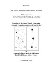 Ichnology of the Upper Triassic (Apachean) Redonda Formation, east-central New Mexico: Bulletin 47