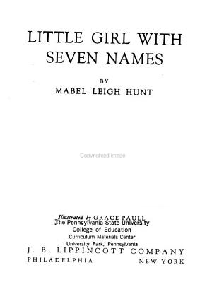 Little Girl with Seven Names