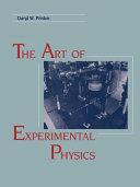 The Art of Experimental Physics